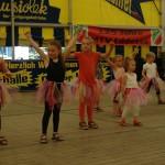 125 Jahre MTV Eddesse Auftritt Tanzgruppen beim Bürgerfrühstück
